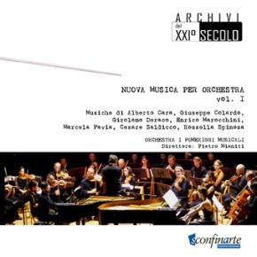 Orchestra I Pomeriggi Musicali – PIANOx2 – ARCHIVI DEL XXI°SECOLO