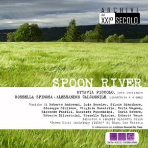 Spoon River – Ottavia Piccolo –PIANOx2